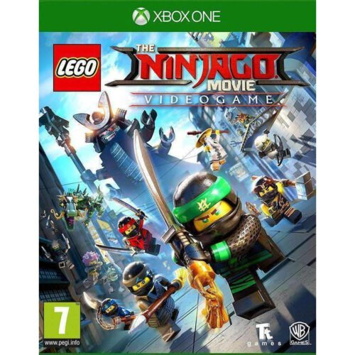 Lego-The Ninjago Movie - XBOX One