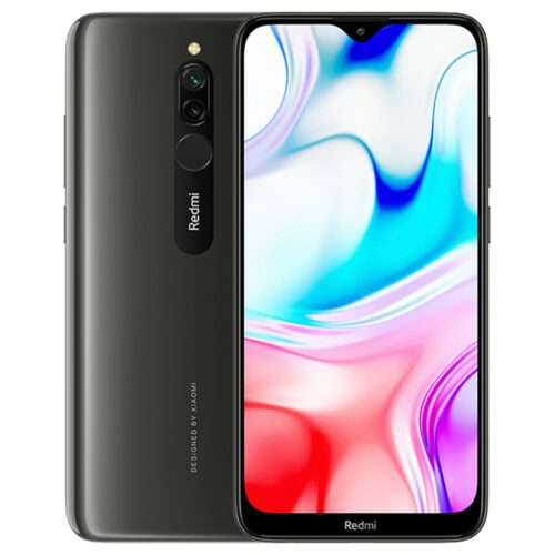 Xiaomi Redmi 8 64GB/4GB RAM DS Black EU